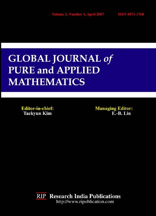 international journal of pure and applied International journal of theoretical and applied mathematics (ijtam) is a peer-reviewed journal on all areas of theoretical and applied mathematics and methods to solve problems in engineering, natural sciences, and business through mathematical, computational and statistical methods.